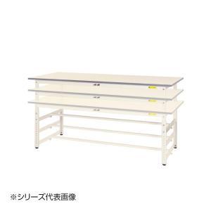 山金工業 YamaTec 物品 SUPA-775-WW ワークテーブル150シリーズ H600〜900mm 高さ調整タイプ 750×750mm 予約