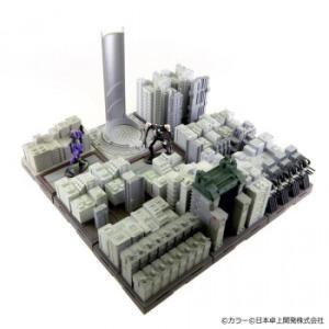 日本卓上開発 ジオクレイパー TOKYO-III シーナリー 9種10個入りコンプリートBOX bkworld