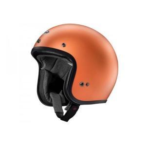 アライ ARAI ジェットヘルメット CLASSIC 57-58cm おすすめ ダスクオレンジ 休み MOD M