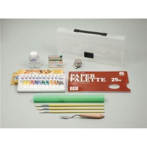 まとめ アーテック 流行のアイテム 〔×5セット〕 ファースター油絵具12色PPセット 驚きの値段で