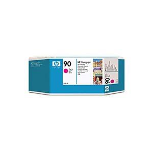〔純正品〕 HP インクカートリッジ 〔C5063A 最安値挑戦 HP90 マゼンタ〕 豊富な品 M