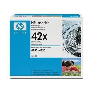 <title>人気上昇中 HP Inc. トナーカートリッジ LJ4250 4350用 Q5942X</title>