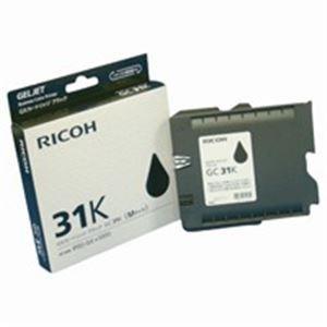 <title>業務用5セット RICOH リコー ジェルジェットカートリッジ 限定モデル GC31Kブラック</title>