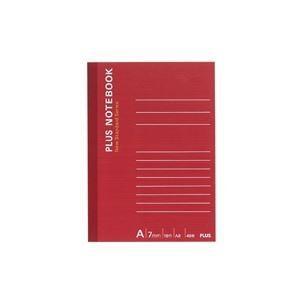業務用500セット プラス 低廉 ノートブック A罫 A6 アイテム勢ぞろい NO-405AS