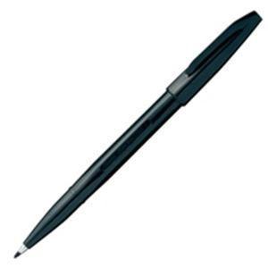 業務用3セット 好評受付中 ぺんてる サインペン 100本 捧呈 黒 S520A100