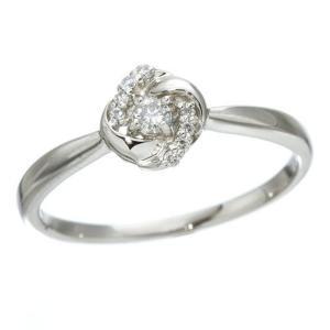 プラチナダイヤモンドデザインリング3型 NEW売り切れる前に☆ カレイドスコープ 7号 アウトレット☆送料無料