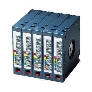 <title>富士フイルム LTO Ultrium3データカートリッジ バーコードラベル 縦型 付 日本限定 400GB FB UL-3 OREDPX5T1パック 5巻</title>