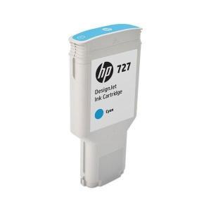 HP HP727 インクカートリッジシアン F9J76A 300ml 送料0円 格安店 1個