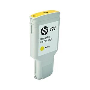 代引き不可 HP HP727 安値 インクカートリッジイエロー 1個 F9J78A 300ml