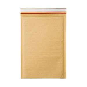 まとめ 5%OFF 今村紙工 2020 新作 クッション封筒 A4サイズ用10枚〔×30セット〕 茶テープ付