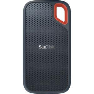 【商品名】 サンディスク エクストリーム ポータブルSSD 500GB