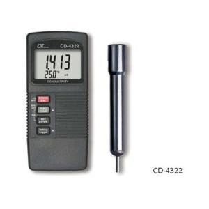 導電率計 受注生産品 新色 CD-4322
