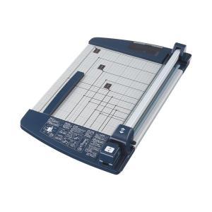 コクヨ ペーパーカッター ロータリー式チタン加工刃 40枚切 人気ブランド お洒落 DN-TR401 1台 A3