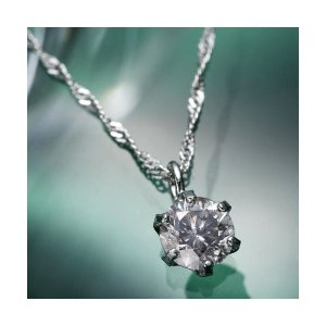プラチナ 純PT0.25ctダイヤモンドペンダント 在庫限り ネックレス お得なキャンペーンを実施中