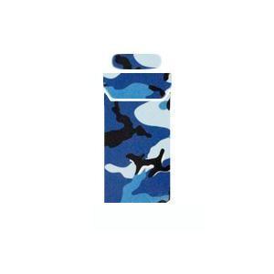 AWESOME(オーサム) プルームテックスキンシール 迷彩柄B PLS-005