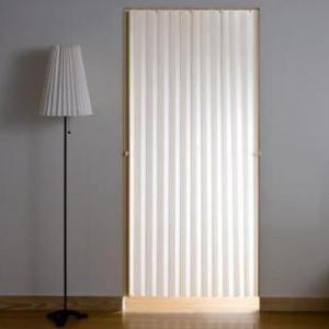 シングルプリーツドア 幅100×高さ174cm