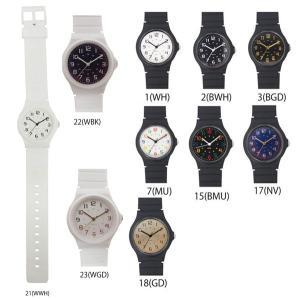 腕時計 ハーヴィー レディース メンズ アナログ おしゃれ 人気 カジュアル シンプル ラバーベルト メール便 送料無料|bl-ange