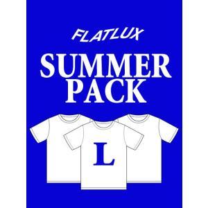 2021 FLATLUX  BLACKANNY 限定 FL SUMMER PACK(L) フラットラックス サマーパック Lサイズ 【SALE セール】|blackannyfujisawayh