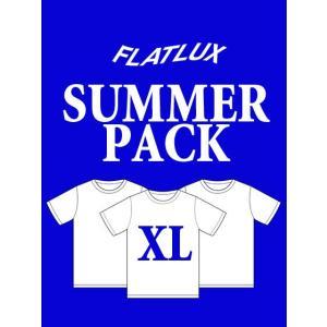 2021 FLATLUX  BLACKANNY 限定 FL SUMMER PACK(XL) フラットラックス サマーパック XLサイズ 【SALE セール】|blackannyfujisawayh