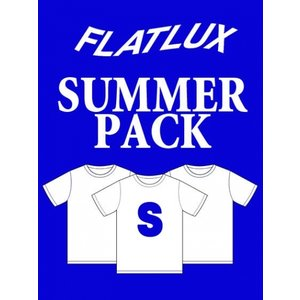 2021 FLATLUX  BLACKANNY 限定 FL SUMMER PACK(S) フラットラックス サマーパック Sサイズ 【SALE セール】|blackannyfujisawayh