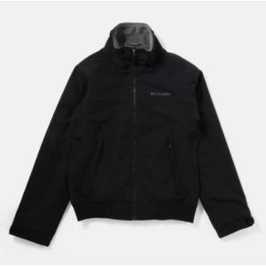 コロンビア Columbia LOMA VISTA STANDNECK JACKET (BLACK) ロマビスタスタンドネックジャケット ブラック|blackannyfujisawayh