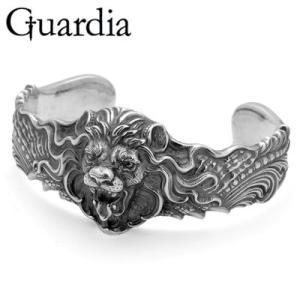 Guardia / ガルディア Nemean lion / ネメアンライオン バングル シルバー|blackbarts