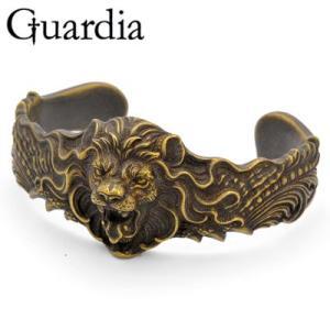 Guardia / ガルディア Nemean lion / ネメアンライオン バングル ブラス|blackbarts