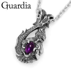 Guardia / ガルディア Tritones / トリトネス ペンダント アメジスト|blackbarts