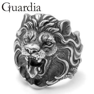 Guardia / ガルディア Nemean Lion / ネメアの獅子 ネメアンライオン リング ATR-010|blackbarts