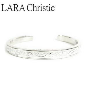 LARA Christie / ララクリスティー セイントグラスバングル ホワイト WHITE Label|blackbarts