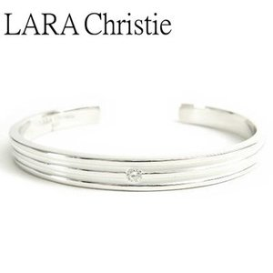 LARA Christie / ララクリスティー オリンピアバングル ホワイト WHITE Label|blackbarts