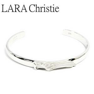 LARA Christie / ララクリスティー ヴィクトリアバングル ホワイト WHITE Label|blackbarts