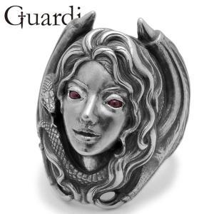 Guardia / ガルディア Lilith / リリス リング ロードライトガーネット EXR-006|blackbarts