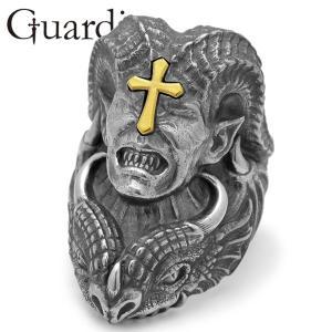 Guardia / ガルディア WRATH - Satan / 憤怒 - サタン リング 七つの大罪 blackbarts