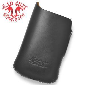 MAD CULT / マッドカルト iQOS Cover-Body Black / アイコスカバー-ボディ ブラック クロムエクセル LCG-06|blackbarts