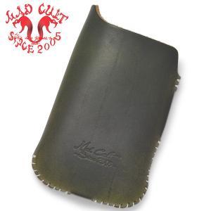 MAD CULT / マッドカルト iQOS Cover-Body Green / アイコスカバー-ボディ グリーン クロムエクセル LCG-09|blackbarts