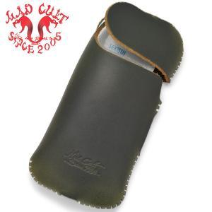 MAD CULT / マッドカルト iQOS Cover-Full Green / アイコスカバー-フル グリーン クロムエクセル LCG-14|blackbarts