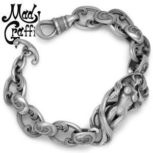 Mad Graffiti / マッドグラフィティ プリヴィリッジブレスレット M|blackbarts