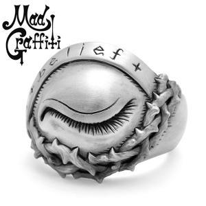 Mad Graffiti / マッドグラフィティ ブラインドビリーフリング M|blackbarts