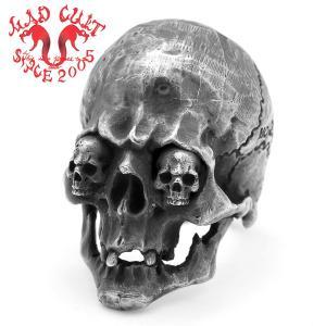 MAD CULT / マッドカルト LUCY CUSTOM-Ritual- / ルーシーカスタム -リチュアル- スカルリング ワンオフ #20 OF-48|blackbarts