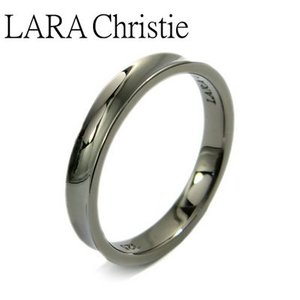 LARA Christie / ララクリスティー ダカーポリング ブラック BLACK Label|blackbarts