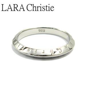 LARA Christie / ララクリスティー ローラシアリング ホワイト WHITE Label|blackbarts