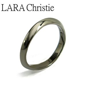 LARA Christie / ララクリスティー マリアージュリング ブラック BLACK Label|blackbarts