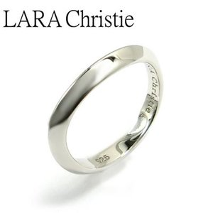 LARA Christie / ララクリスティー マリアージュリング ホワイト WHITE Label|blackbarts