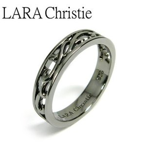 LARA Christie / ララクリスティー ランソーリング ブラック BLACK Label|blackbarts