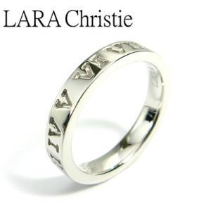 LARA Christie / ララクリスティー オルロージュリング ホワイト WHITE Label|blackbarts