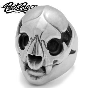 Rat Race / ラットレース R.A.W / Rat Another World / ラットアナザーワールド Masked Ring Type Cat / マスクドリング タイプ キャット RAWR-1TC blackbarts