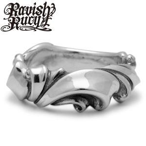 Ravish Rucy / ラヴィッシュルーシー Grass Line Ring M / グラスラインリング M RKR-1|blackbarts