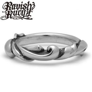 Ravish Rucy / ラヴィッシュルーシー Ivy Narrow Ring / アイビーナローリング RKR-4|blackbarts