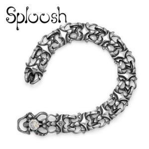 Sploosh / スプルーシュ BR-2 ブレスレット キュービックジルコニア|blackbarts